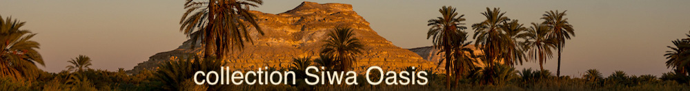 collection Siwa Oasis